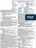 Operating Systems 8th Edition Cheat Sheet (up to chapter 6)