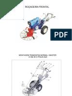 Roçadeira frontal com prot correa (NOVO)