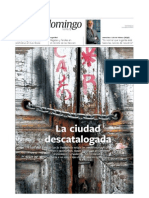 La Ciudad Descatalogada (El País - 14/04/2013)
