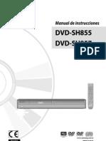 Samsung DVD SH855