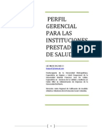 PERFIL Articulo Revista Uninorte