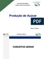 Produção de Açúcar