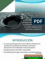 Expo de Inyeccion Gas y Co2