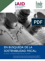 978 99923 916-3-1 Sostenibilidad Fiscal