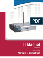 Dwl2100AP (Access Point)
