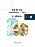 Elmer o Elefante Xadrez