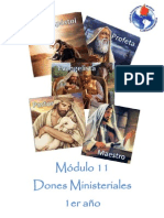 Dones Ministeriales