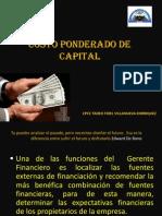 Pract .2 - Costo Ponderado de Capital