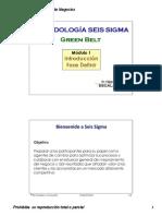 Mod_1 Six Sigma