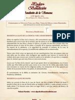 Decretos y Bendiciones LAS LLAVES
