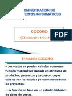 10 Modelo Cocomo