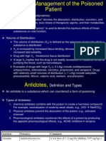 PNS and Antidote for Pesticides F