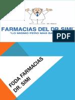FODA Farmacias Dr. Simi Con Fotos