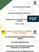 Presentacion Impuestos p y c Mayo-15