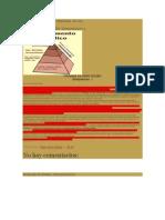 Pirámide de Kelsen Tema 1