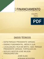 GESTÃO E FINANCIAMENTO
