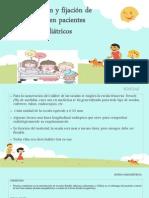 Sonda nasogástrica en niños