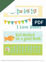 School Bookmarks