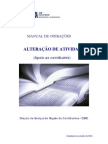 Manual Alteracoes PF