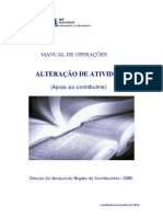 Manual Alteracoes PF