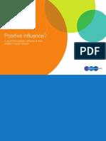 Positive Influence Report FINAL