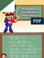persamaan diferensial orde 2.ppt
