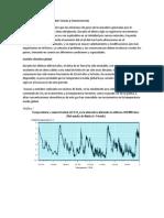 5.2.2 Cambio climático global - causas y consecuencias