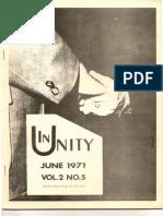 1971 - In Unity - June
