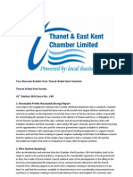 196 Thanet & East Kent Chamber 21 October 2012
