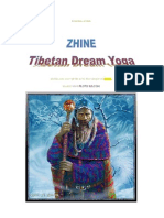 Zhine Tibetan Dream Yoga