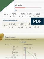 kinetika kimia 2