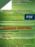 Seguridad Industrial SM2