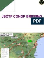 Jsotf Conop Slides
