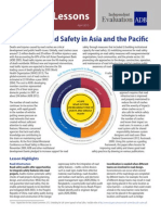 Improving Road Safety in Asia and the Pacific