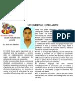 Marketing Como Arte Jose Luis Sanchez