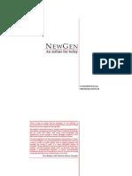 NewGen Business Plan FINAL