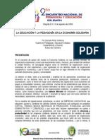 Economía solidaria colombia