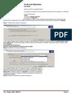 Instalacion y Configuracion de Impresoras Local - Red ESN