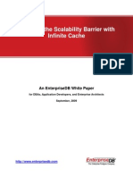 Breaking Scalability Barrier Infinite Cache