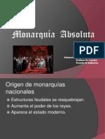 Monarquia Absoluta Ppd