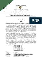 Boletin 011 de 2010 Tribunal Superior de Bogota Dc Mejorado