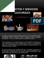 Productos y Servicios Culturales