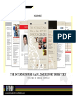 The International Halal SME Report Directory Vol. II (Issue 2013/14) - Executive Summary