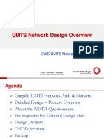 UMTS Design Process