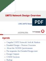 UMTS Design Process