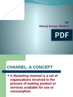 Factors Affecting Channel Choice