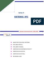 4 Sistemas Hfc