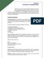 PORTAFOLIO DE MATEMATICAS CAPITULO 3 ESTADÍSTICA Y PROBABILIDADES