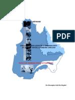 Mémoire sur l'immigration au Québec (2008-2010)