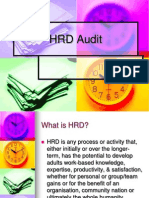 Hrd Audit1